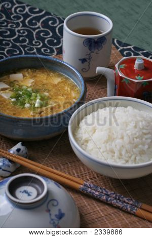 Hot & Sour Soup Set