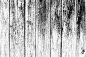 Black And White Grunge Urban Texture With Copy Space. Abstract Surface Dust And Rough Dirty Wall Bac poster