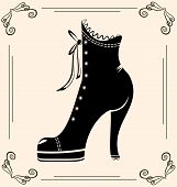 vintage ladies' shoes