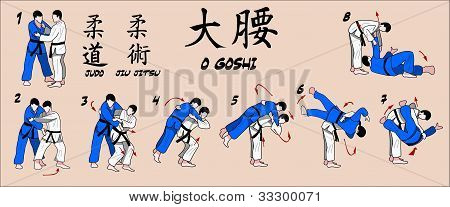 Judo Technique