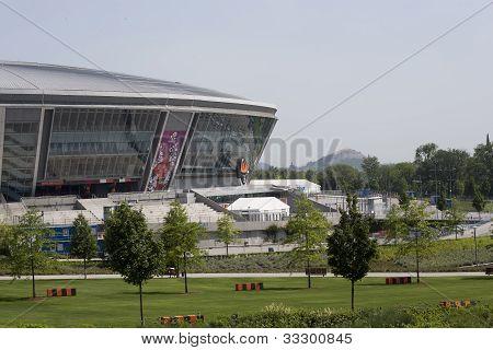 Donbass Arena Stadium