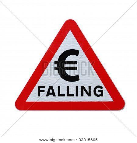Euro Falling