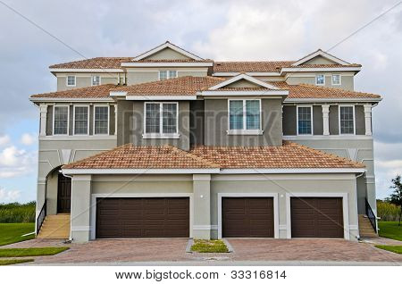 New Duplex House