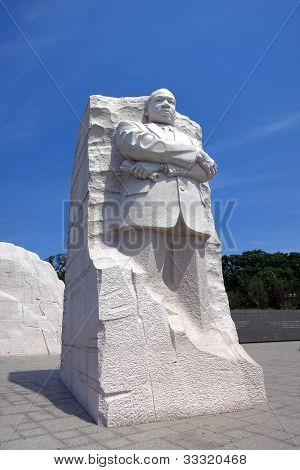 Dr Martin Luther King Jr Memorial In Washington Dc