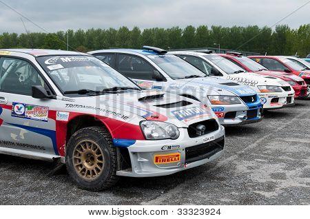 K. Barrett Subaru Impreza