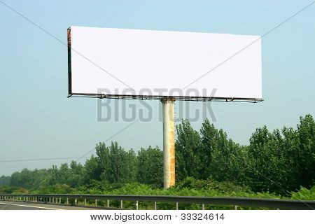 The Highway Billboard