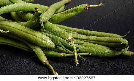 Dwarf green beans