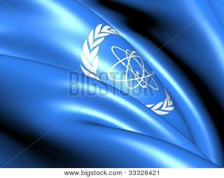 International Atomic Energy Agency Flag
