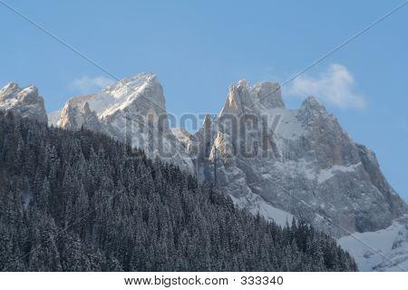 Alps Dolomiti Italy