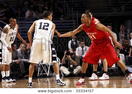 Penn State guard, Talor Battle