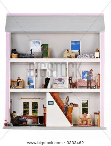 Life In A Doll House