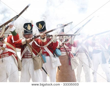 historic soldiers