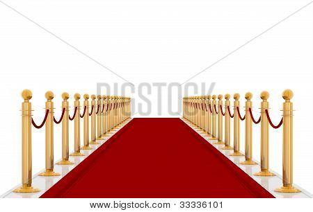Red Cartpet