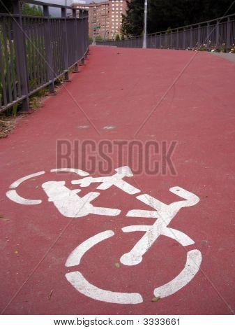 Cyclist Line 2