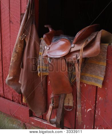 Saddle And Chaps