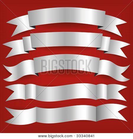 Silver Ribbons