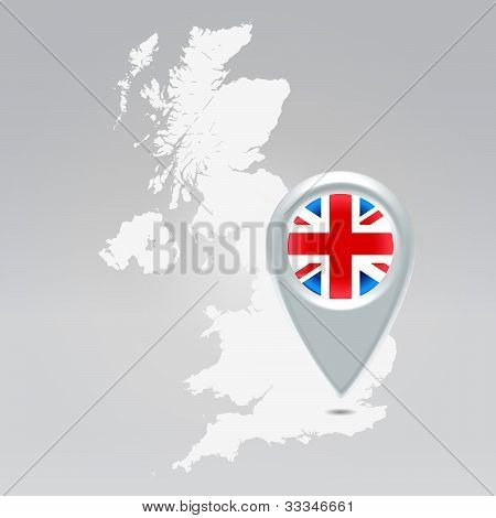 Uk London Pin