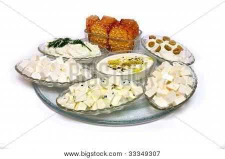 Shavuot Milky Foods