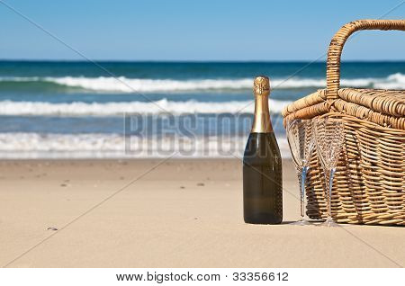 Picnic By The Ocean