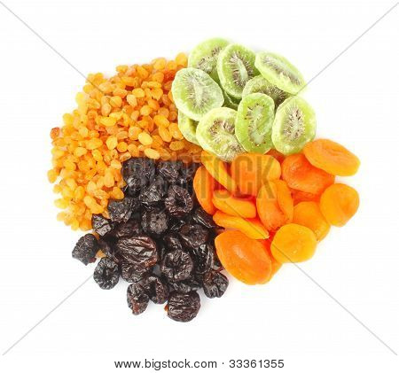 Dried Fruits Round