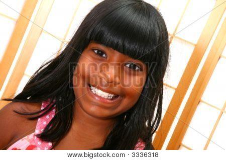 Beautiful Young Indian Girl