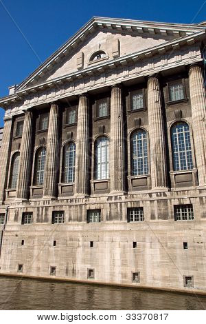 The Pergamonmuseum in Berlin