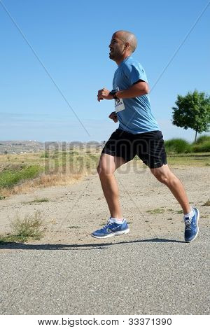 Running in the Heat