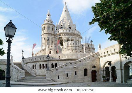 Fishermen's Bastion - Budapest