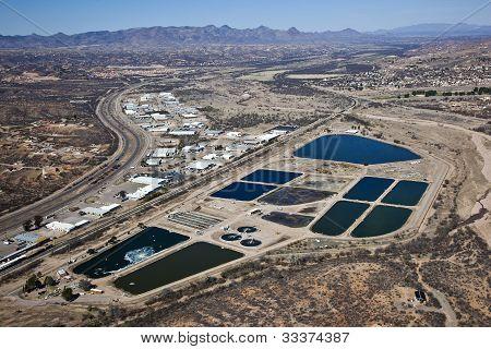 Nogales, Arizona treat facility