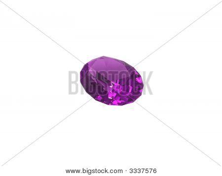 Amethyst Oval