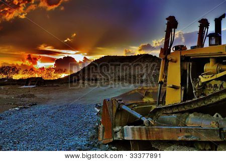 Heavy Equipment - Construction