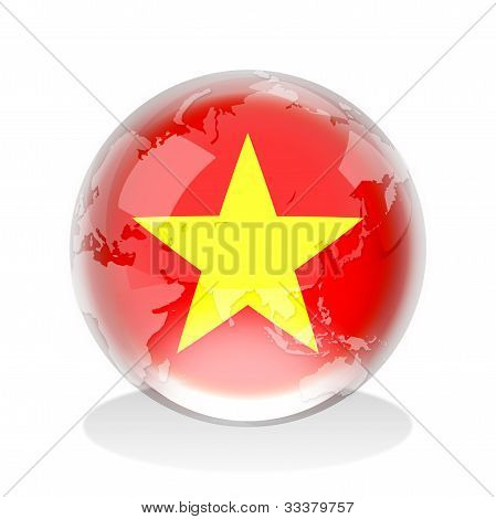 Crystal Sphere of Vietnam
