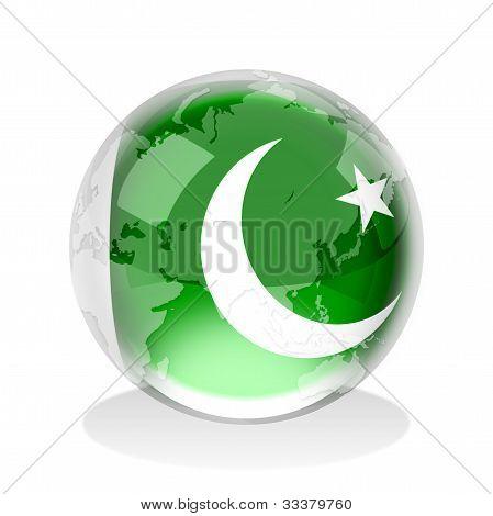 Crystal Sphere of Pakistan