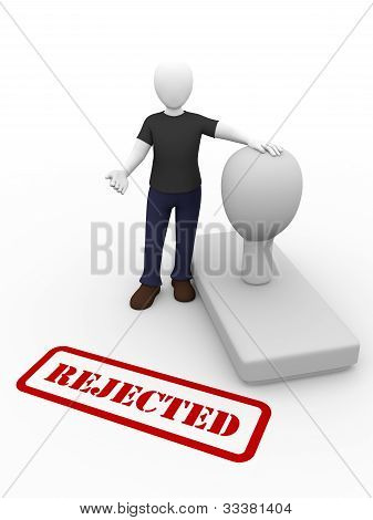 Rejected Man