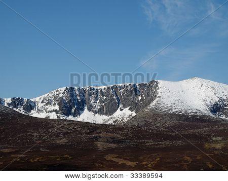 Lochnagar, Scotland.