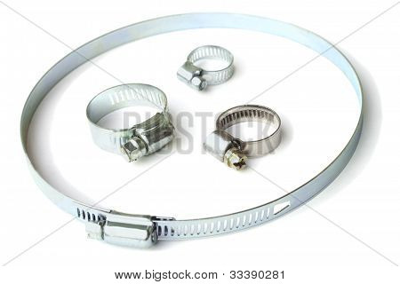 Metal Clamps For Construction Purposes