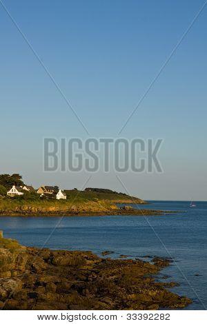 French coastline