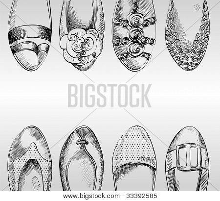 zapatos de moda.