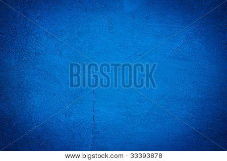 Blue Concrete Texture Background