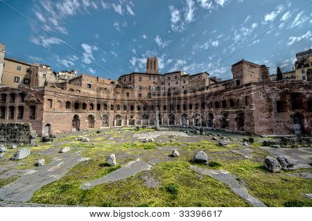 Rome and the Roman Forum