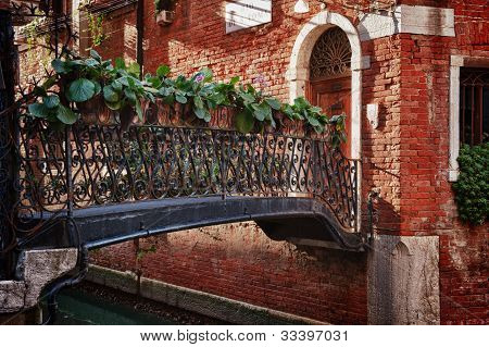 Bridge in Venice/Italy