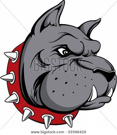 dog team mascot