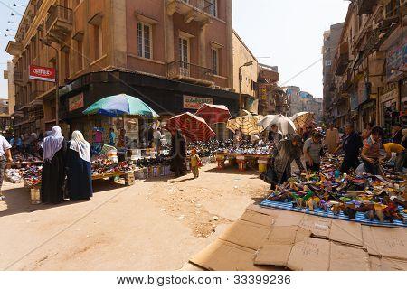 Cairo Street Market Women Shoe