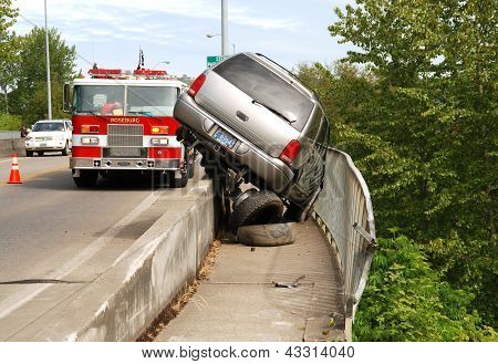 Bridge Wreck