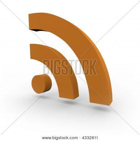 Rss Symbol Logo