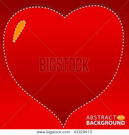 Heart Abstract Background