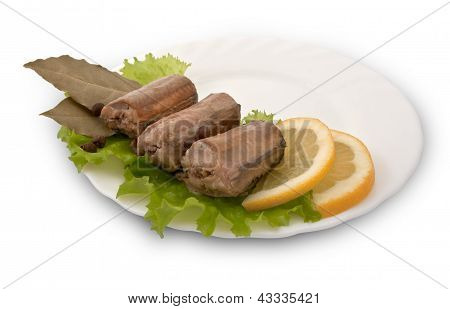 Composition With Canned Saury