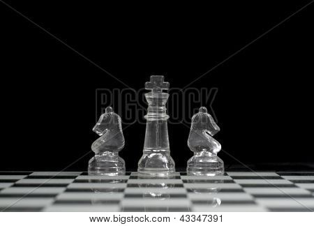 King & Knights