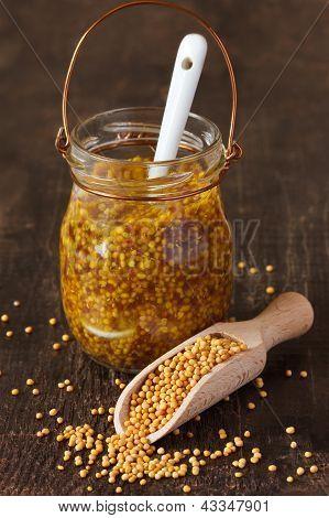 Mustard Sauce.