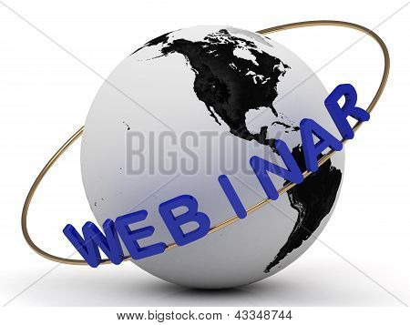 Webinar And Gold Ring